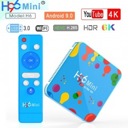 H96mini H6 Android Media Box