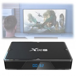 X96H Android Media Box